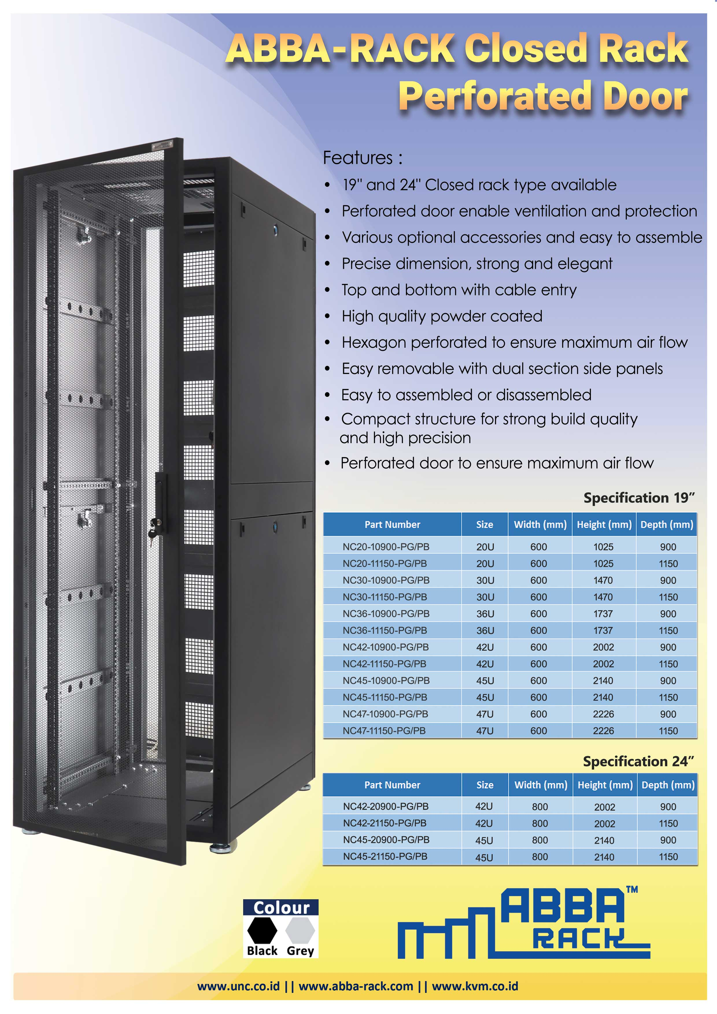 distributor rack server, harga rack server