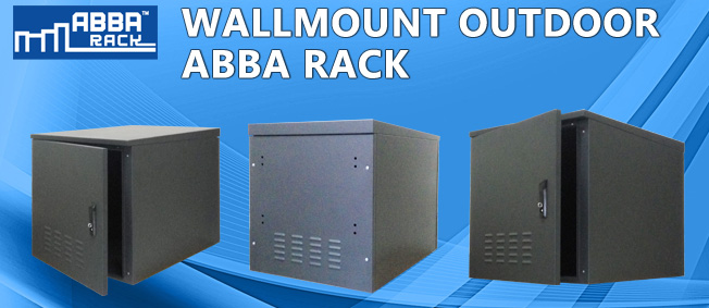 rack server abba, wallmount outdoor