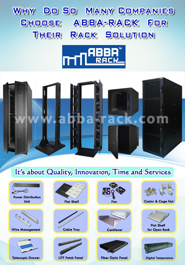 distributor rack server, harga rack server abba